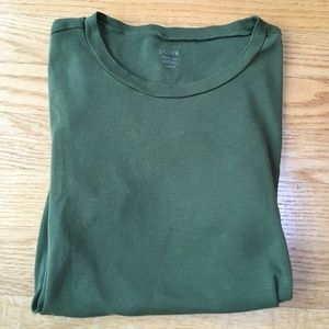 J Crew fitted Tee